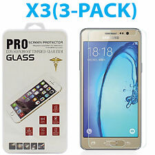 3-Pack Premium Tempered Glass Film Screen Protector For Samsung Galaxy On5 G550
