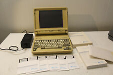 Vintage Zenith Data Systems Supesrport Laptop Computer Model ZFL-184-01 +WINDOWS
