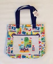 BNWT Authentic Walt Disney World Four Parks Icon Tote Bag Purse
