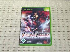 Samurai Warriors für XBOX *OVP*
