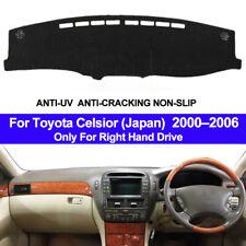 Car Dash Mat Dashboard Cover Carpet For Lexus Toyota Celsior (Japan) 2000 – 2006