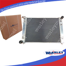 For HOLDEN COMMODORE RADIATOR VN VG VP VR VS V6 3.8L 52mm 2 ROW ALLOY ALUMINIUM