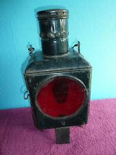 DB Eisenbahnlampe Signalleuchte Petroleumlampe Laterne