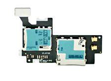 SIM Memory Card Reader Tray Slot Holder Flex Samsung Galaxy Note 2 II N7100