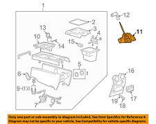 Hummer GM OEM 03-07 H2 Transmission-Gear Shift Shifter 15823789