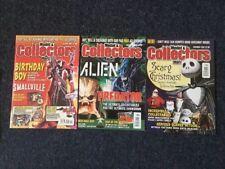 Model & Collectors Mart Magazine 2004 Smallville Alien Vs Predator Tim Burton