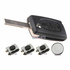 CITROEN C4 GRAND PICASSO 3 Button Remote Control Key Fob Case Repair Kit