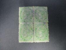 Queensland Stamps: LOCK OF 4 Variety Used -  RARE   -  (n391)
