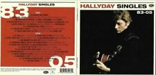 CD de musique en album en édition limitée Johnny Hallyday