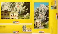 BRAWA H0 6280 Kanzelwandbahn Seilbahn Unbespielt