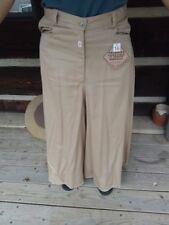 SASS/CIVIL WAR/VICTORIAN/ COWBOY CLOTHES-WOMENS riding skirt size 8