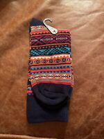 Urban Outfitters Iets Frans Patterned Socks UK6.5-11