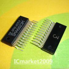 10 PCS SMA6823M ZIP-24 SMA6823 High Voltage 3-Phase Motor Drivers
