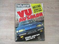 L'AUTO JOURNAL N°18 OCTOBRE 1978 VU AU SALON