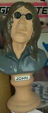 JOHN LENNON STATUA - 15Cm. - Fatta a Mano - Hand Made Figure Statue - NEW