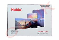Haida NanoPro 100mm Soft Graduated Neutral Density ND8 ND 0.9 Filter 3 Stop 100