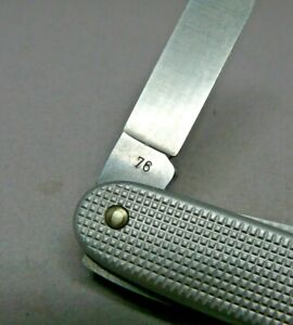 1976 Wenger 93mm model 1961 Alox Soldier Swiss Army Knife