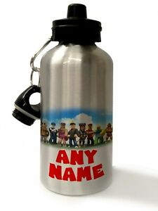 Roblox - Personalised Drinks/Water Bottle, Lunch Bag, Gym bag, Apron