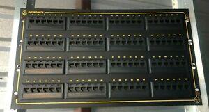 Ortronics 96 PORT ELP 5 OR-851004912 Communication Circuit Rackmount Panel ELP5