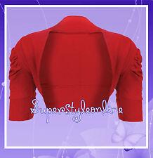 Unbranded Girls' Boleros Shrugs Jumpers & Cardigans (2-16 Years)
