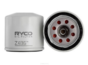 Ryco Oil Filter Z436 fits Honda Beat 0.7 (PP)