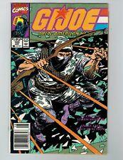 GI Joe A Real American Hero #103 Comic Book August 1990 Marvel Comics