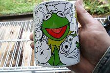 Kermit the Frog Disneys Muppets Coffee Tea Mug Cup Henson