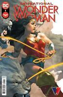 Sensational Wonder Woman #1 Putri Cover A DC Comic 2021 1st Print unread NM