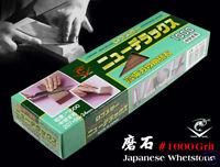 Japan Naniwa Waterstone Whetstone 1000 Grit  Kitchenware Sharpening Stone