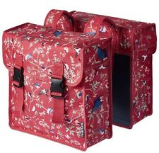 BASIL WANDERLUST-DOUBLE BAG  WATER-REPELLENT POLYESTER 35L
