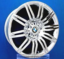 BMW 550i 19 INCH CHROME WHEELS 59554 59555 STYLE # 172 RIMS 535i 545i M-SPORT