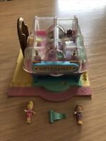 Vintage Polly Pocket 1995 Supermarket Light Up