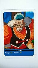 Carte LAMINCARDS Dragon ball Z C-20 138