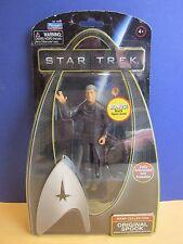 Star Trek Original Spock Figura De Acción Moc 2009 urdimbre Colección Playmates P52