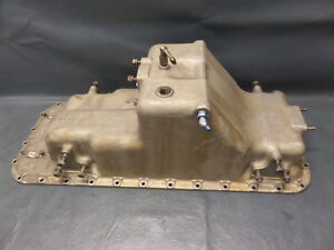 BEECHCRAFT BONANZA CONTINENTAL 470 520 AIRCRAFT ENGINE OIL PAN SUMP 538841
