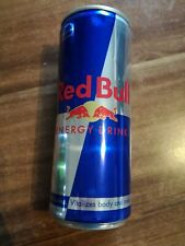 1 Energy Drink Dose Red Bull für China Rote Lasche Selten Leer Empty 250ml Can