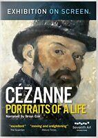 Cezzane: Portraits Of A Life [Brian Cox] [Seventh Art: SEV202] [DVD][Region 2]