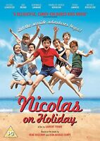 Nicolas on Holiday [DVD][Region 2]