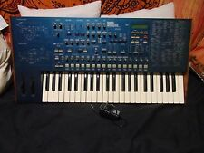 KORG MS-2000 ms2000 Analog Synthesizer synth Perfect Working w universal adapter