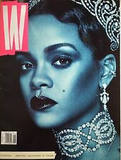 W Magazine September 2016 Rihanna 2  SPECIAL COLLECTORS EDITION ISSUE NEW