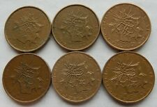 "1974, 1976 & 1978 France 10 Francs Coin ""Lot of 6 Coins""  KM#940   SB6196"