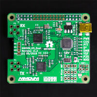 2020 Duplex MMDVM Hotspot P25 DMR YSF for Raspberry Pi + Antenna  Revision 1.3