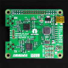 2018 Duplex MMDVM Hotspot P25 DMR YSF for Raspberry Pi + Antenna  Revision 1.2