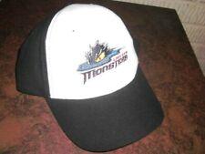 Lake Erie Monsters sewn Hockey Hat Ballcap Brand New adult adjustable
