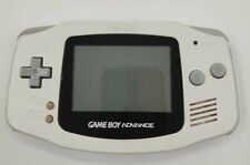 Nintendo Game Boy Advance Video Game Arctic White Console PAL TESTED