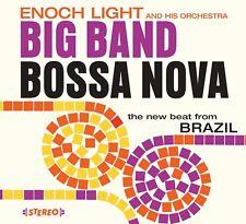 ENOCH & ORCHESTRA LIGHT - BIG BAND BOSSA NOVA  CD NEW+