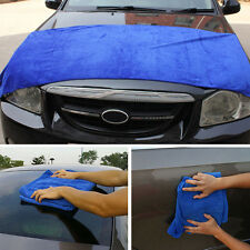Large Microfiber Drying Cleaning Towels Car Wash Clean Cloths Kitchen 160x60cm