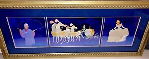 Disney Cinderella Cel Cinderella's Magic Night Rare Animation Art Edition Cell