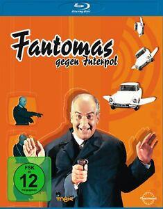 Blu-ray: Fantomas gegen Interpol. Neuw.!