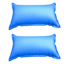2 Pack 4'x 8' Winterizing Above Ground Pool Closing Air Pillow >Ice compensator